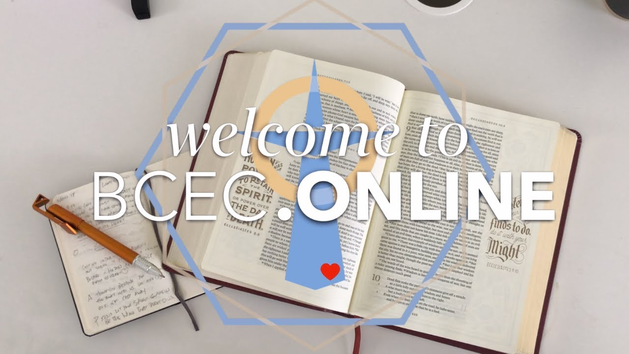 Welcome to BCEC Online